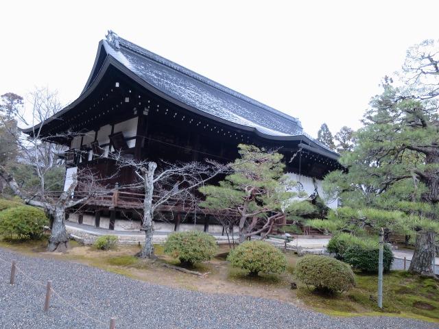 広隆寺のお堂