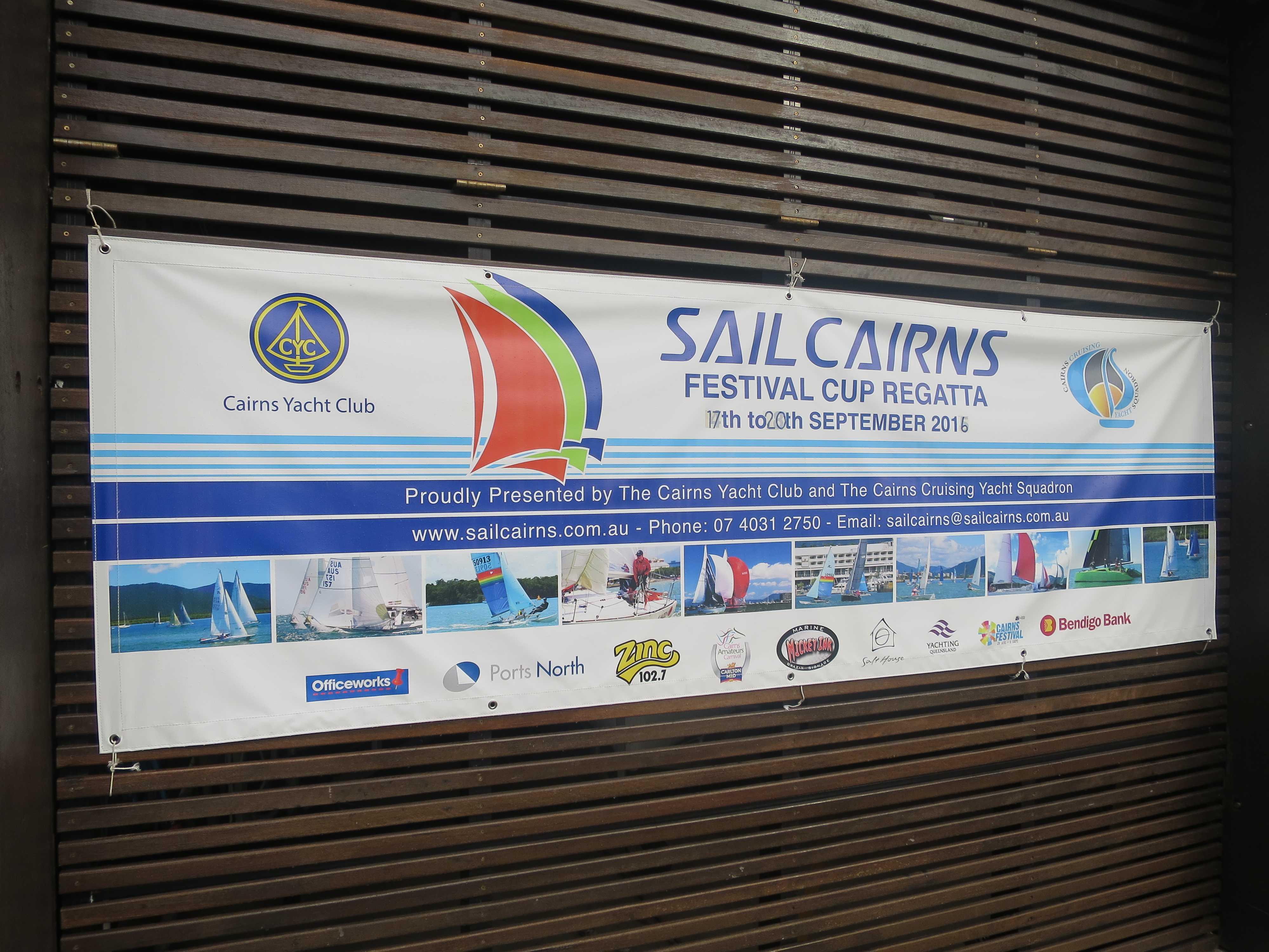 ケアンズヨットクラブ(Cairns Yacht Club)