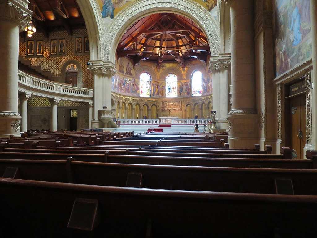 スタンフォード大学 - 教会