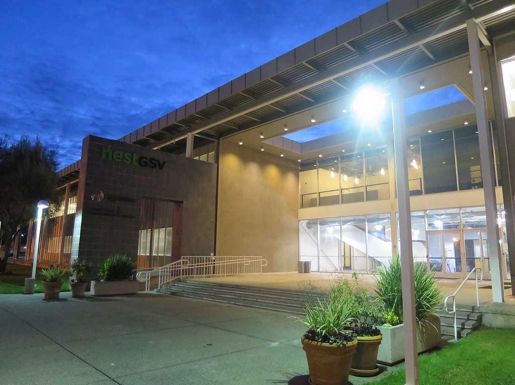 レッドウッドシティ - nestGSVの建物