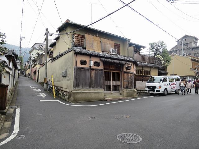 京都の街角