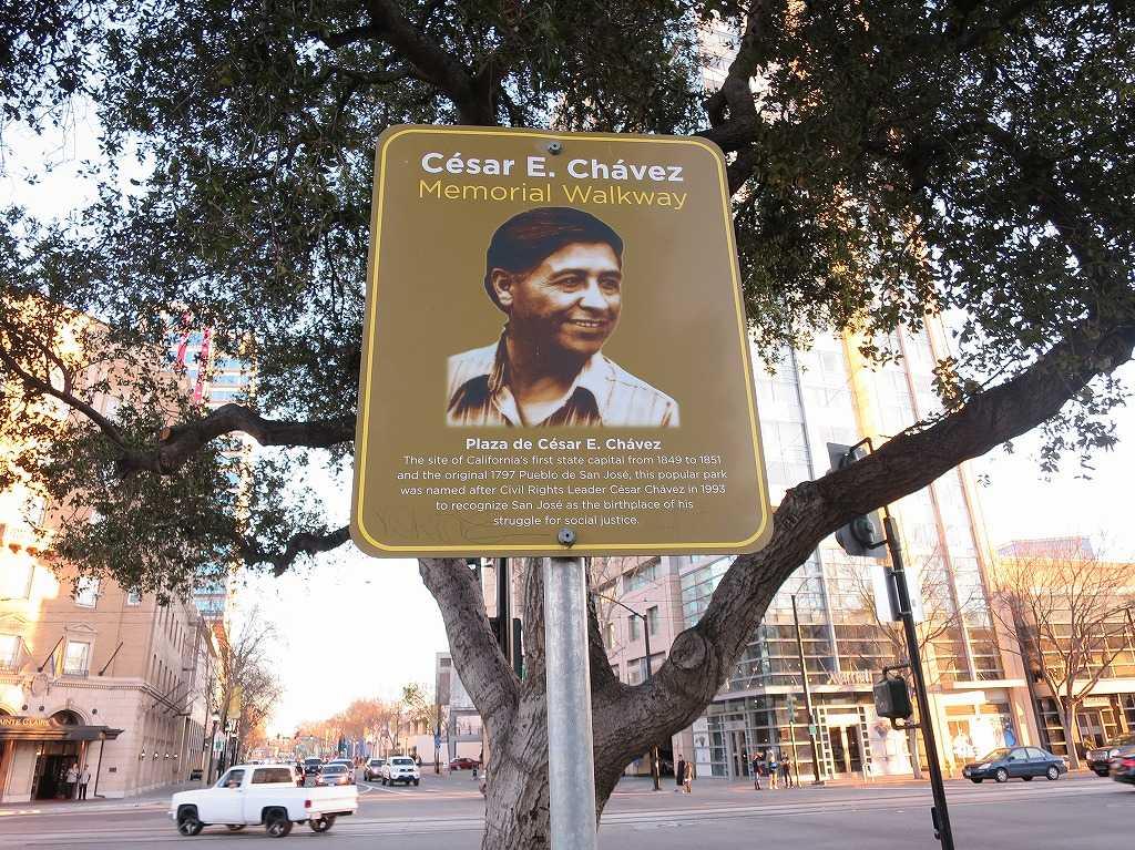 Cesar E. Chavez(セザー・チャベス)
