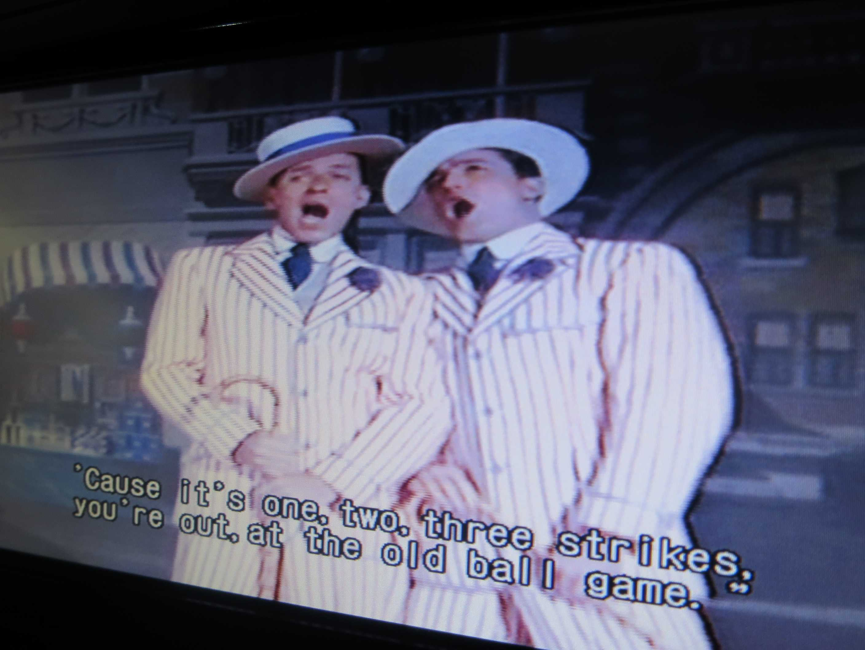 MGMミュージカル映画「私を野球につれてって」