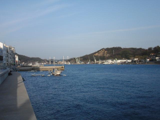 尾道大橋と新尾道大橋の双子橋