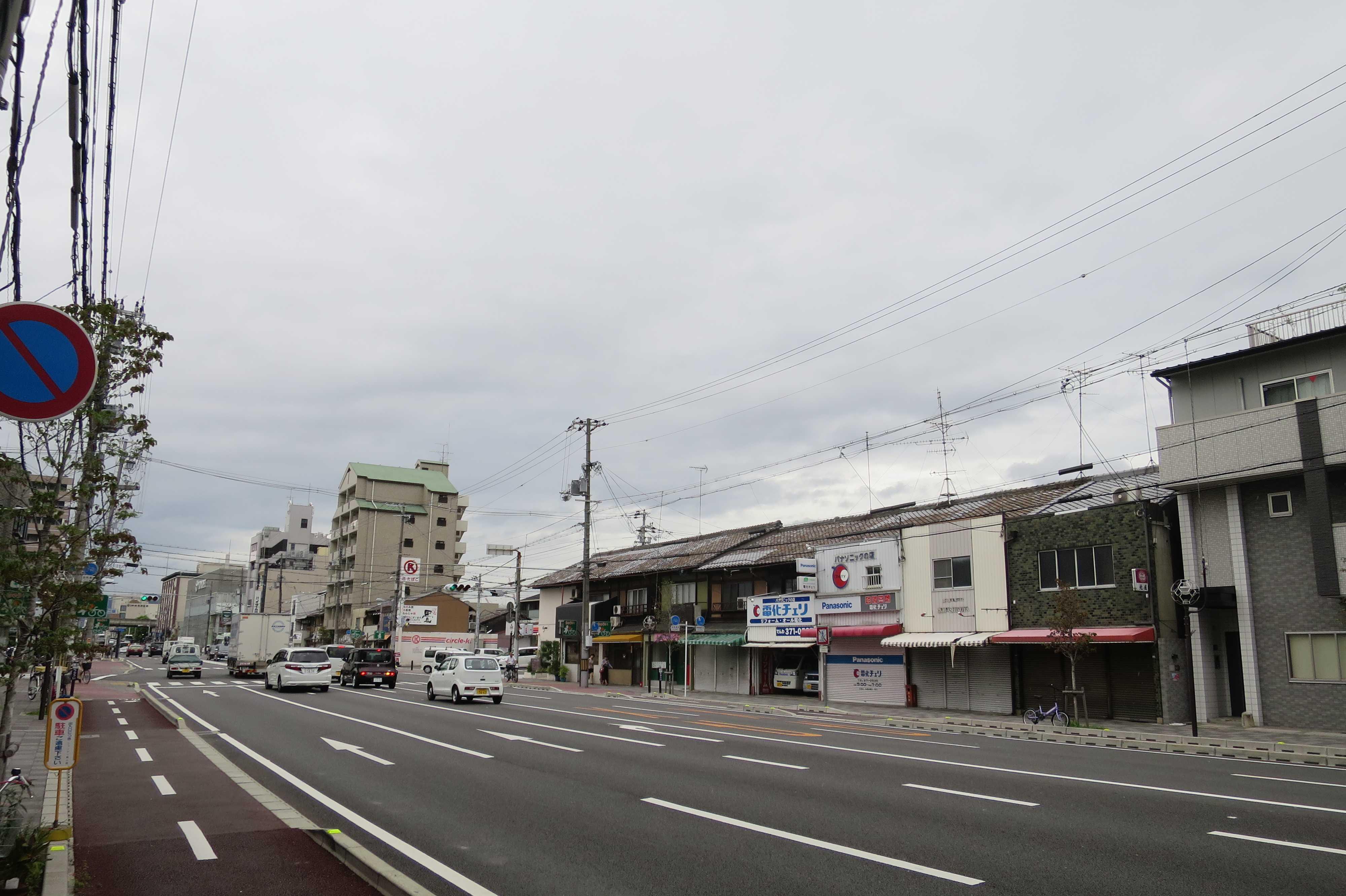 京都 - 七条通