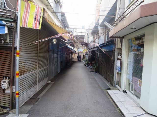 高知市の路地裏散策