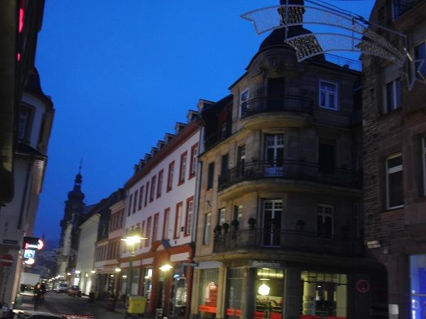 ドイツ・ハイデルベルグ