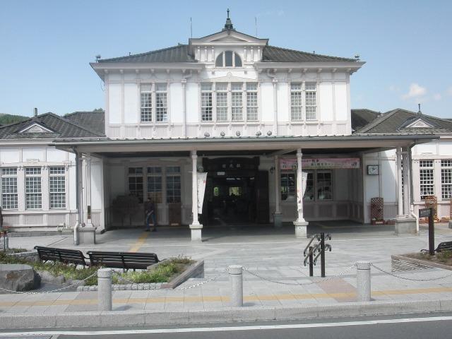 JR日光駅 外観