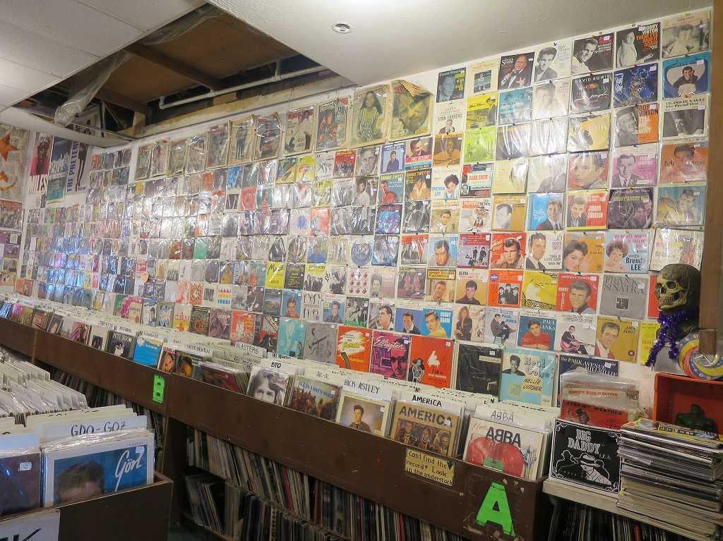 ヘイトアシュベリー - 古いレコード