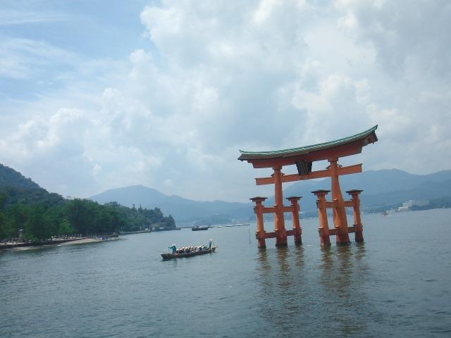 世界文化遺産 宮島・厳島神社
