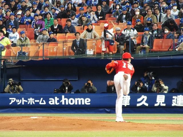 マエケン(前田健太)の投球フォーム その9