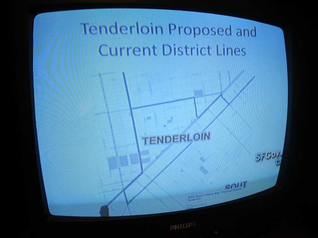 サンフランシスコ - TENDERLOIN(テンダーロイン)