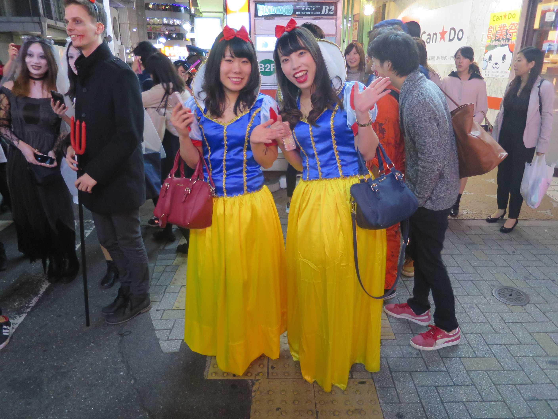 渋谷ハロウィン - 白雪姫