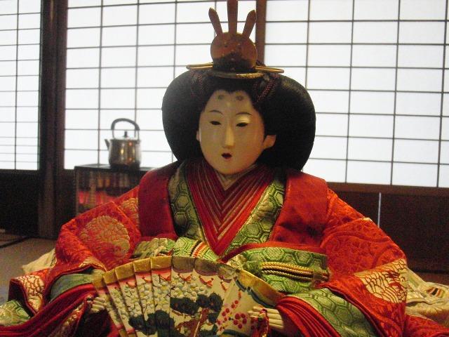 鞆のお雛さま 大木平蔵作