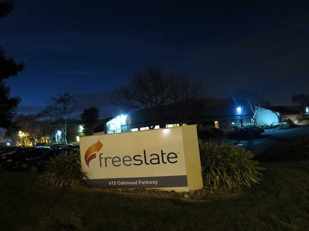 サニーベール - freeslate(415 Oakmead Parkway)
