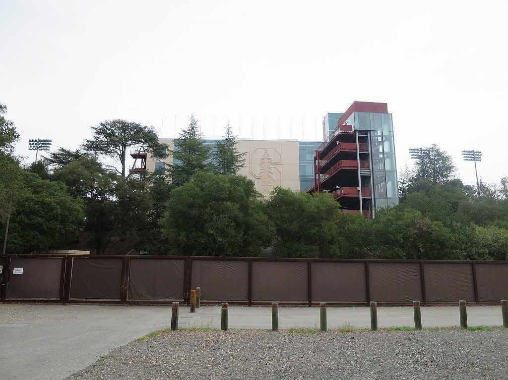スタンフォード・スタジアム(Stanford Stadium)
