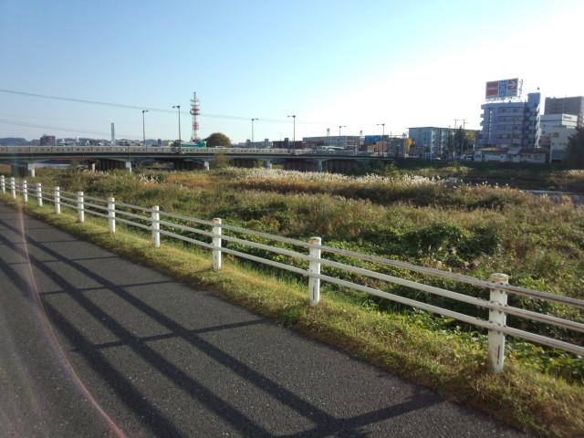 八王子ホテルニューグランドから見た大和田橋