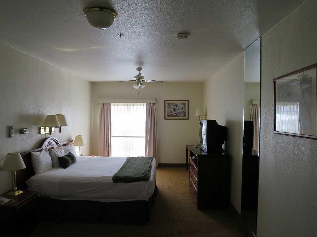 サンノゼ - アリーナホテルの部屋(宿泊ルーム)