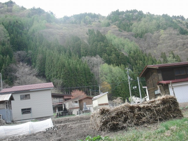 福島県檜枝岐村 - 山