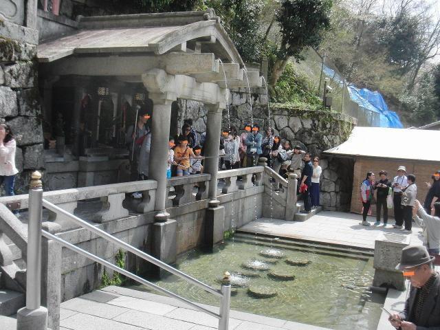清水寺 - 音羽の滝
