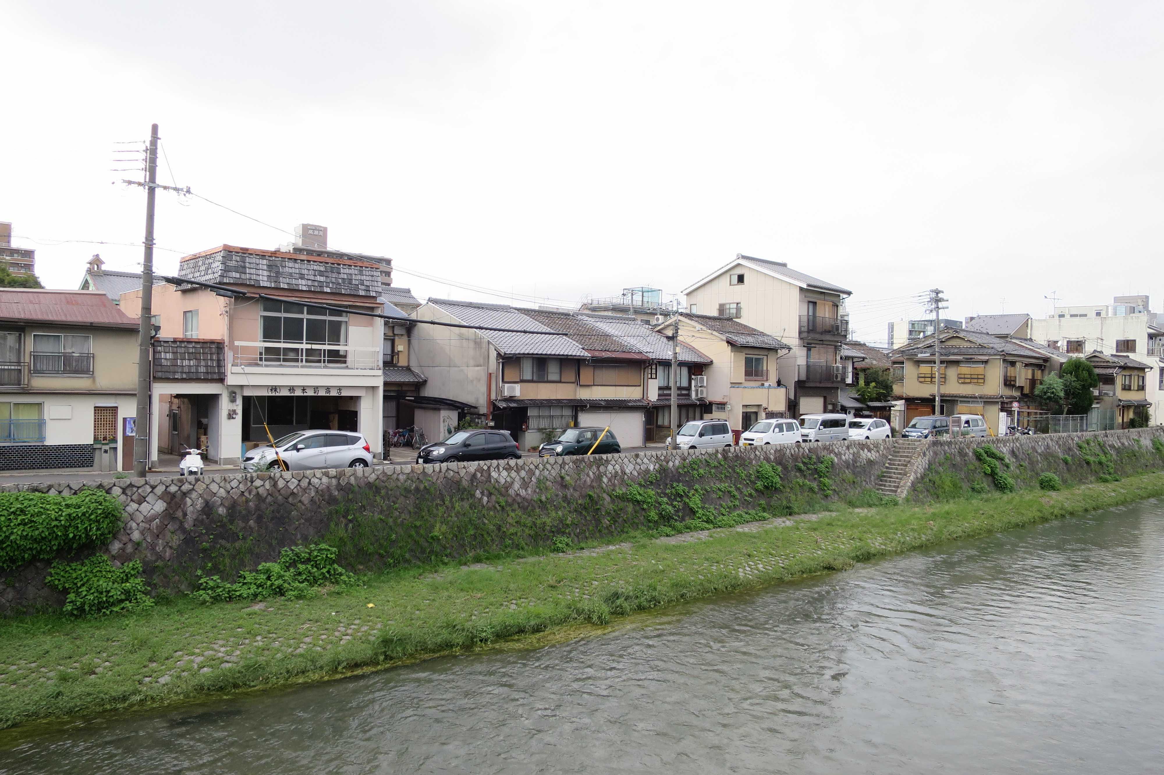 京都・五条楽園(京都市下京区)