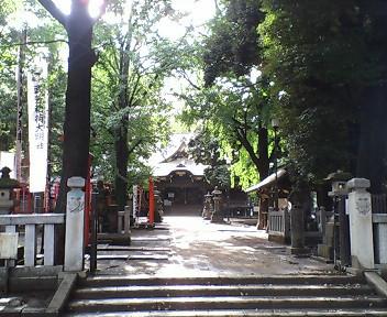 東京・雑司が谷 鬼子母神(きしもじん)