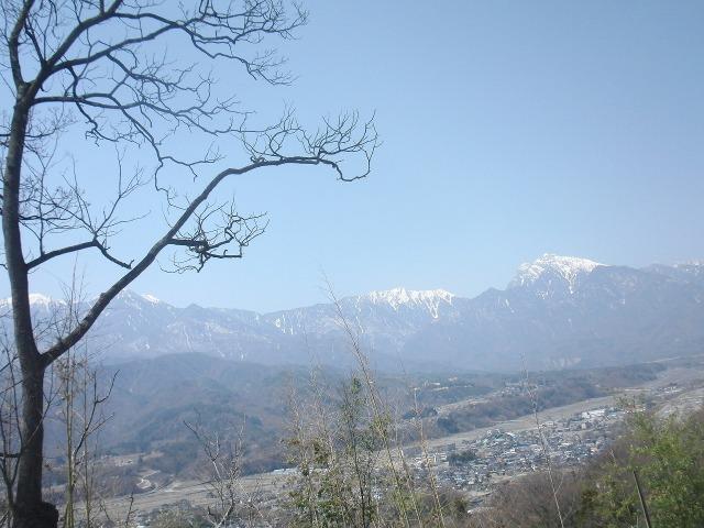 甲斐駒ヶ岳(甲斐駒)
