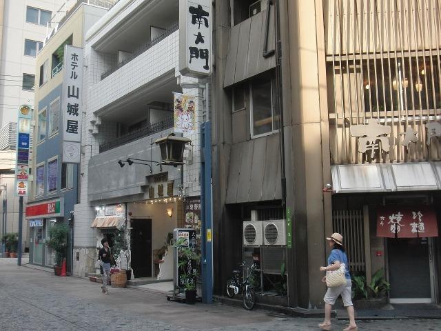 ホテル山城屋(広島県広島市)