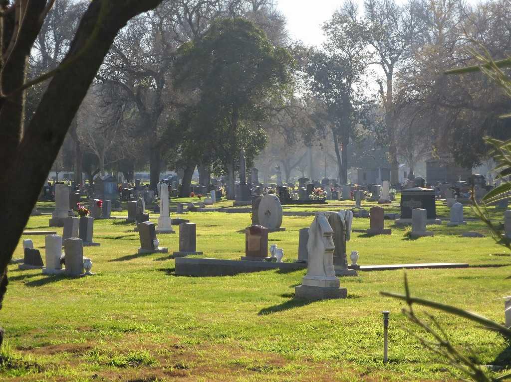 ホーム・オブ・ピース墓地