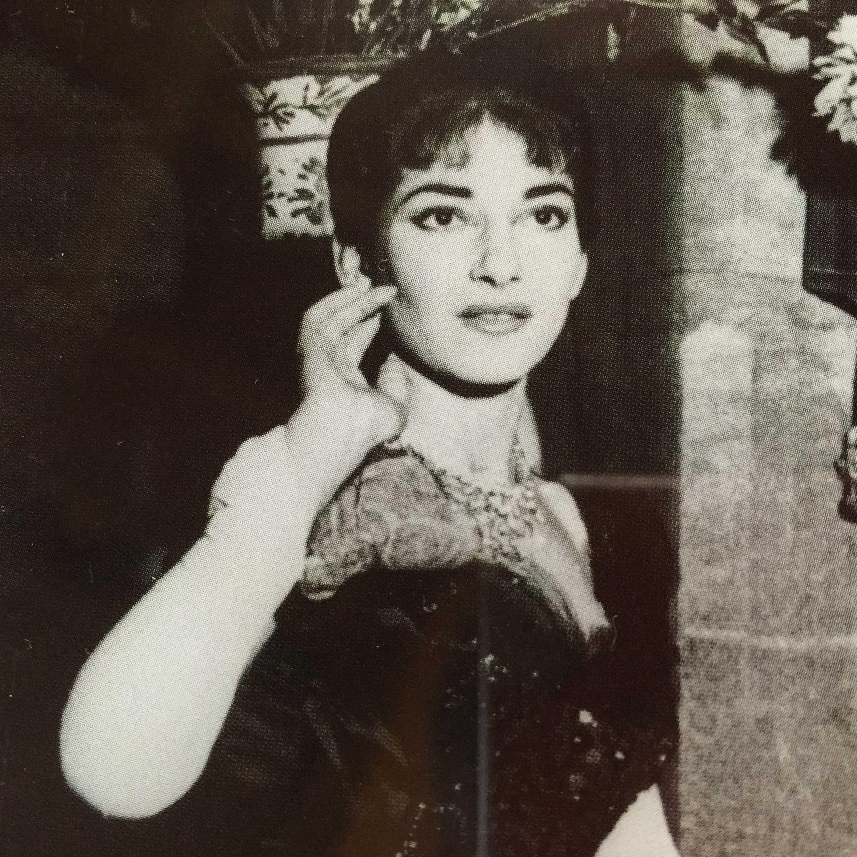 マリア・カラス(MARIA CALLAS)の写真