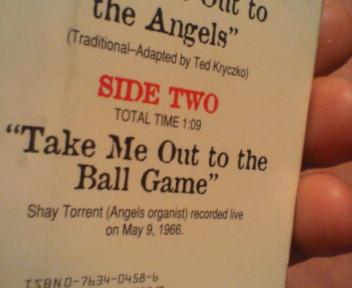 私を野球に連れてって (Take Me Out to the Ball Game)