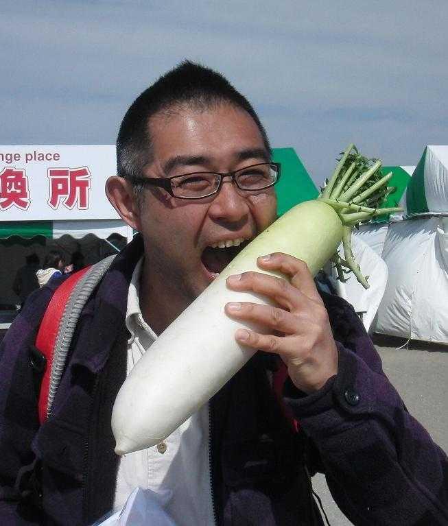 三浦国際市民マラソンを完走した村内伸弘