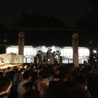 【渋川神社夏祭り 2017年7月25日】  Shibukawa-jinja summer festival on July 25th 2017