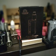 Steel Vape 【fortitude】UnBoxing