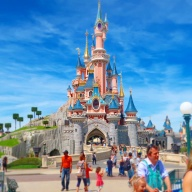 France -Disneyland Paris-
