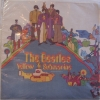 BEATLES チリ盤 LP (10) Yellow Submarine, Hey Jude
