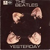 BEATLES オーストラリア盤EP (7) Yesterday,Nowhere Man