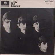 BEATLES ニュージーランド盤LP (2) With The Beatles