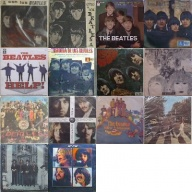 BEATLES チリ盤 LP (1) Con Los Beatles (With The Beatles)
