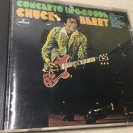 CD ::チャックベリー Chuck Berry 「Concerto in B Goode」
