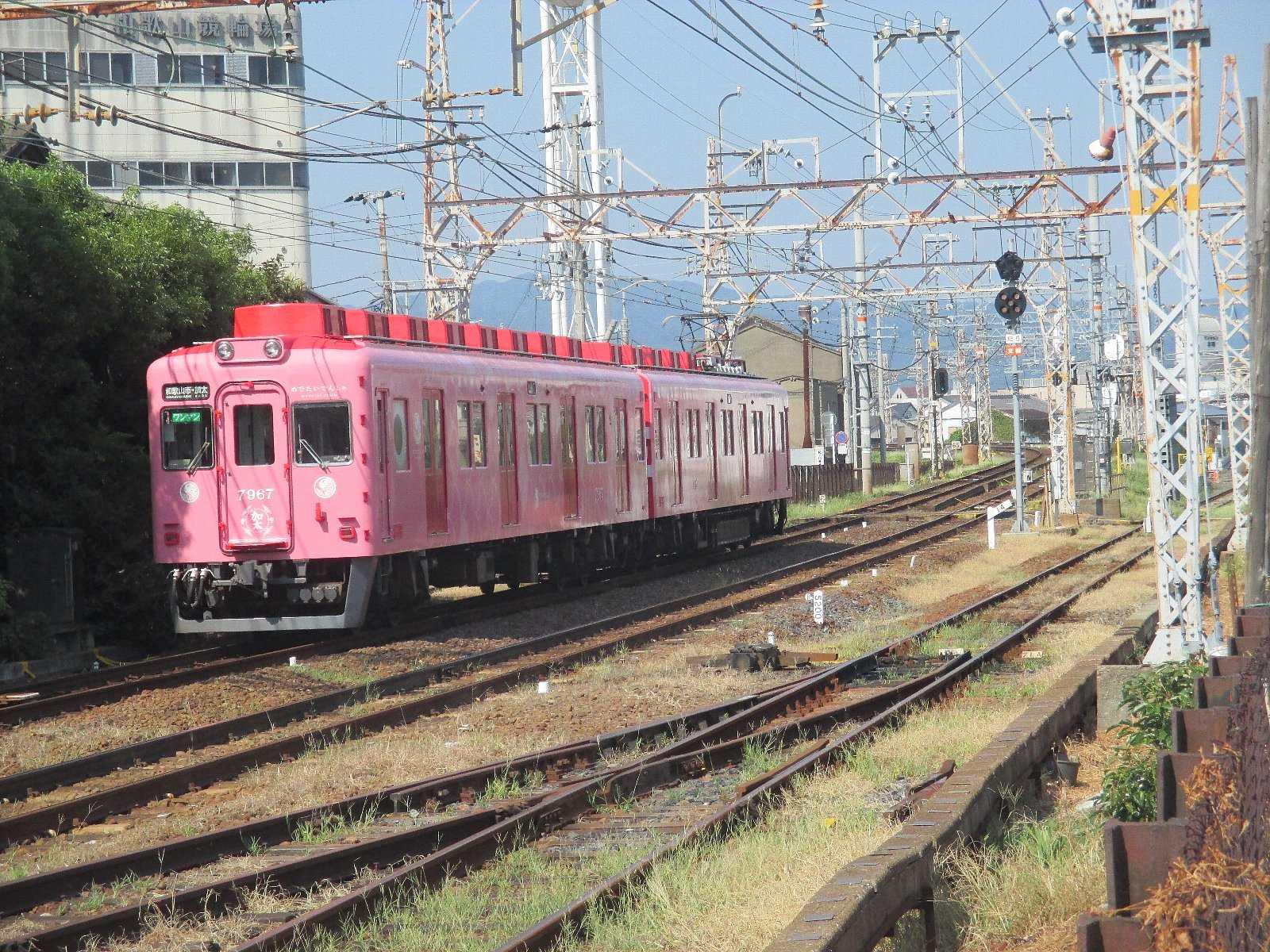 南海電鉄 おさかな電車