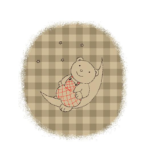 星空,冬の星座,クマ,ベアー,高塚由子,Yoshiko,Taaktsuka,イラスト