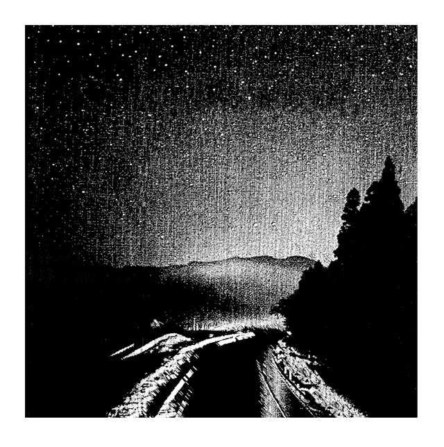 仕事絵,挿画,星空,冬の星座,ドライブ,高塚由子,Yoshiko,Taaktsuka