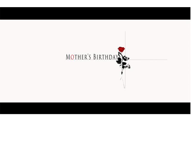 mother's Birthday,映画タイトル,