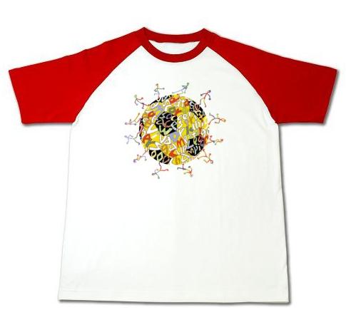 サッカー,Tシャツ,イラスト