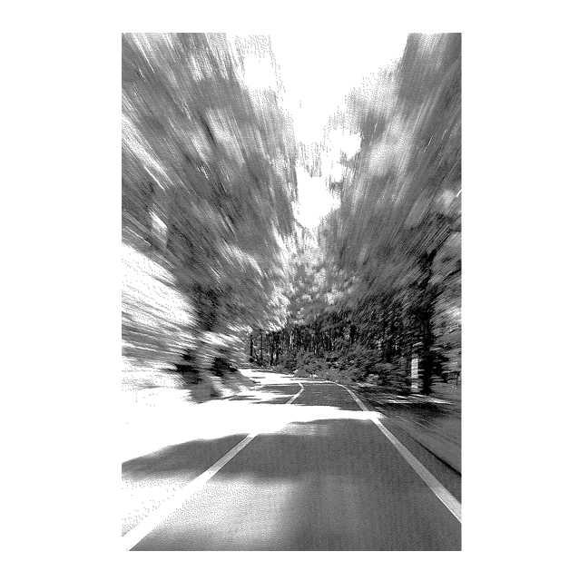 ドライブ,風景,高塚由子,Yoshiko,Taaktsuka,水彩画,Watercolor,イラスト,