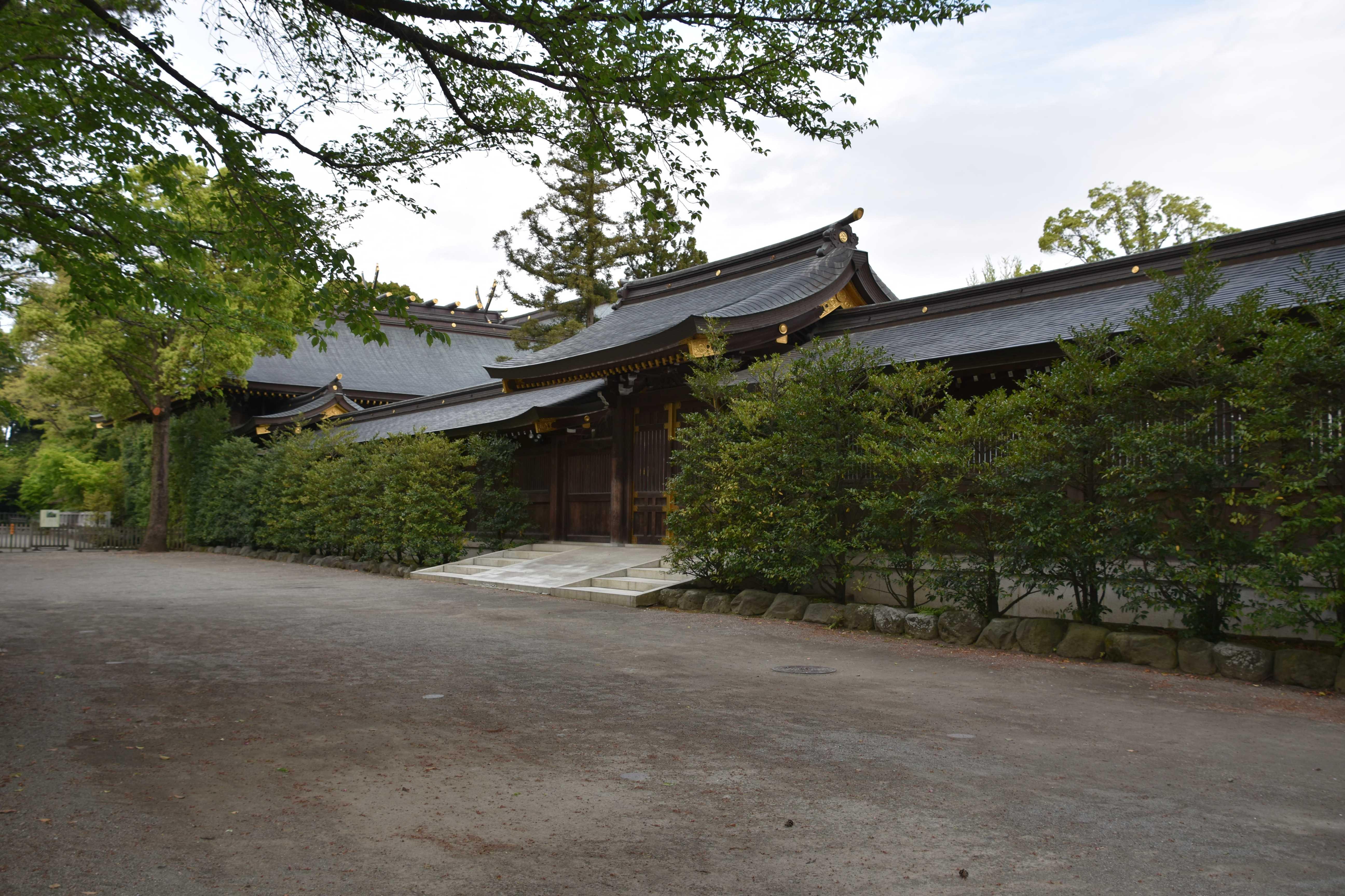 神社 寒川