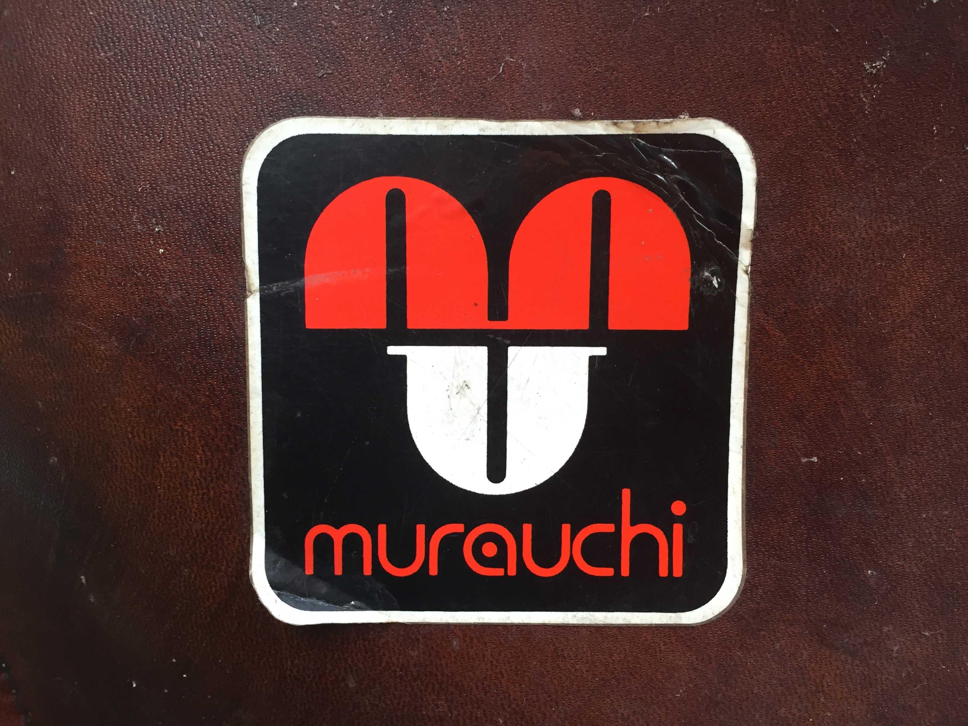 昭和40年代のムラウチ電気のマーク