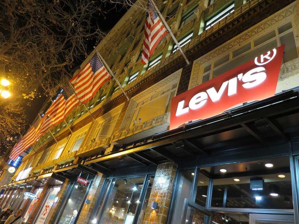 マーケットストリート - LEVI'S(リーバイス)