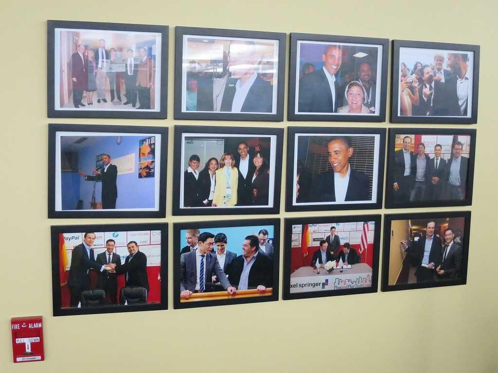 プラグ・アンド・プレイ テックセンター - オバマ大統領